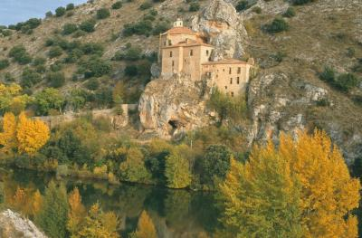 Ermita de san saturio soria capital